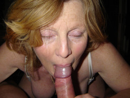 55 years old girlfriend suck my dick,..