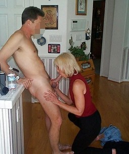 One dissolute wife and her husband..