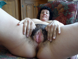 Huge old vagina and hairy old pussies,..