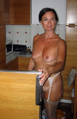 My mature naked wife