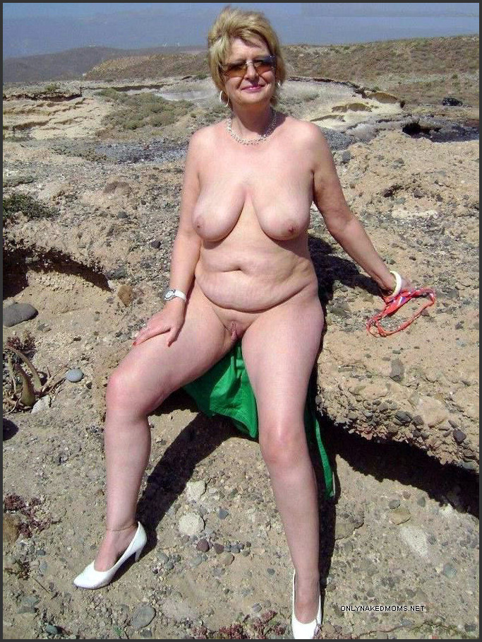 Naked mature nudists
