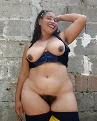 With big women hips Naked