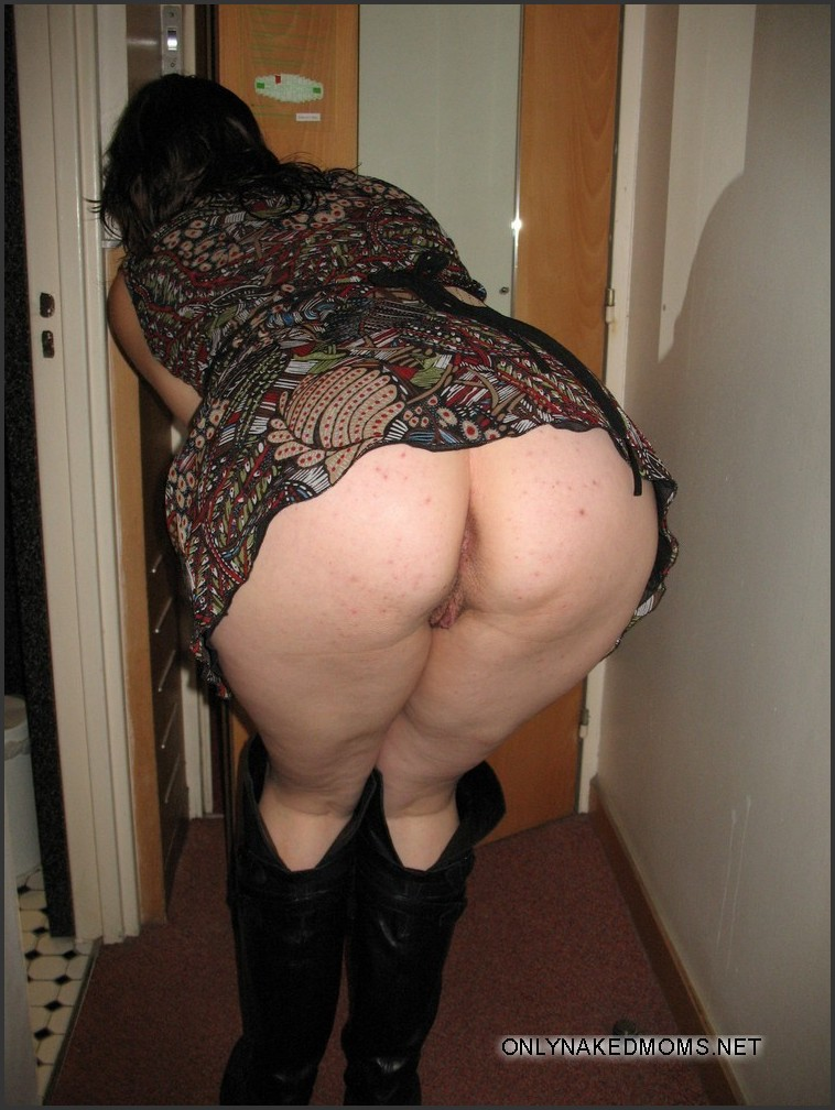 Big booty mature women