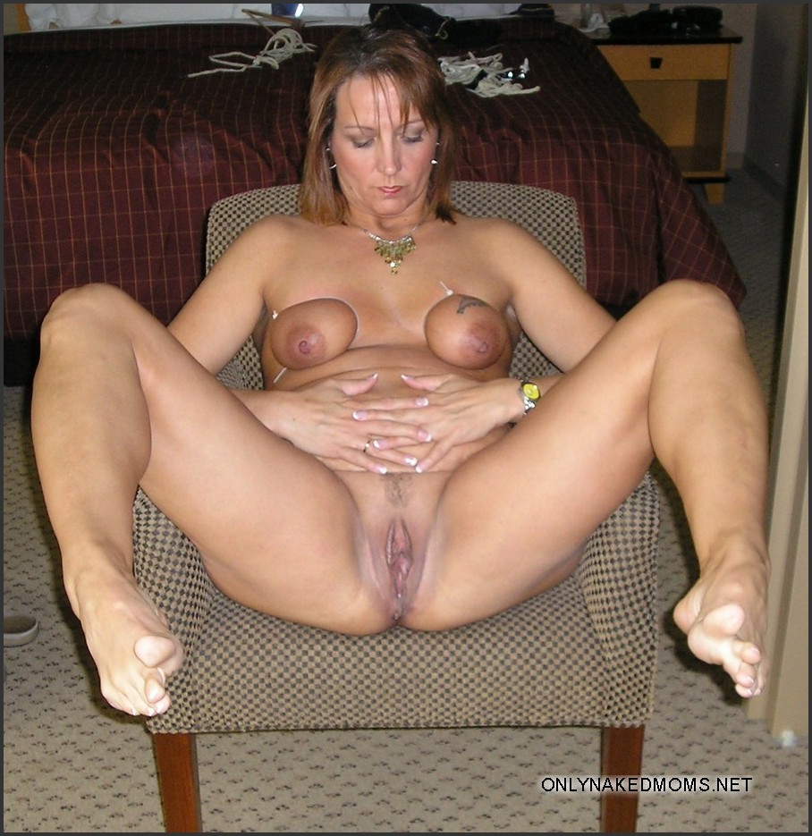 More than Mature amateur pussy can